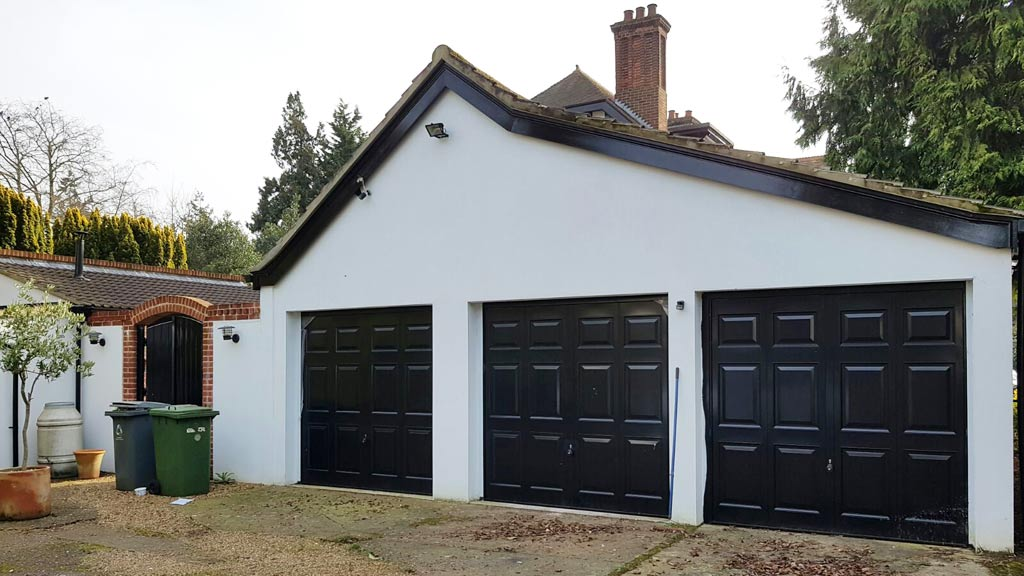Garage Painting Norwich