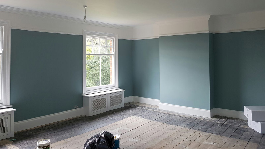 Interior Painting Norfolk